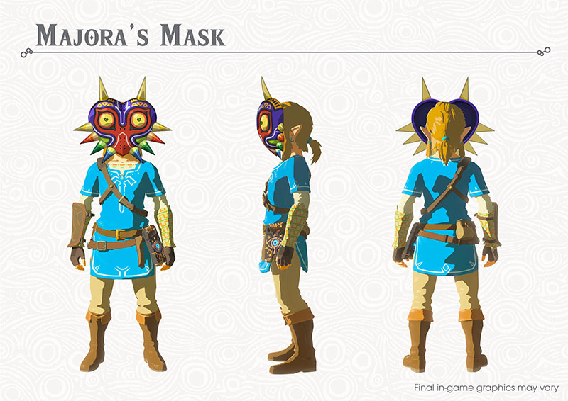 Legend of Zelda: Breath of the Wild Details Arrive for First DLC