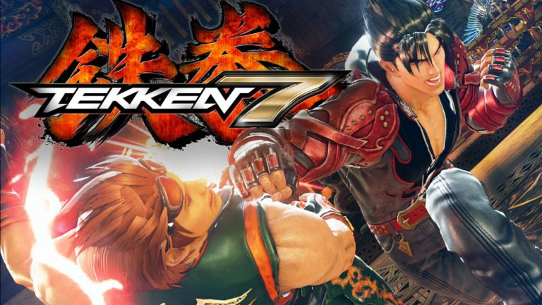 Win a Collector's Edition of Tekken 7 on PS4!