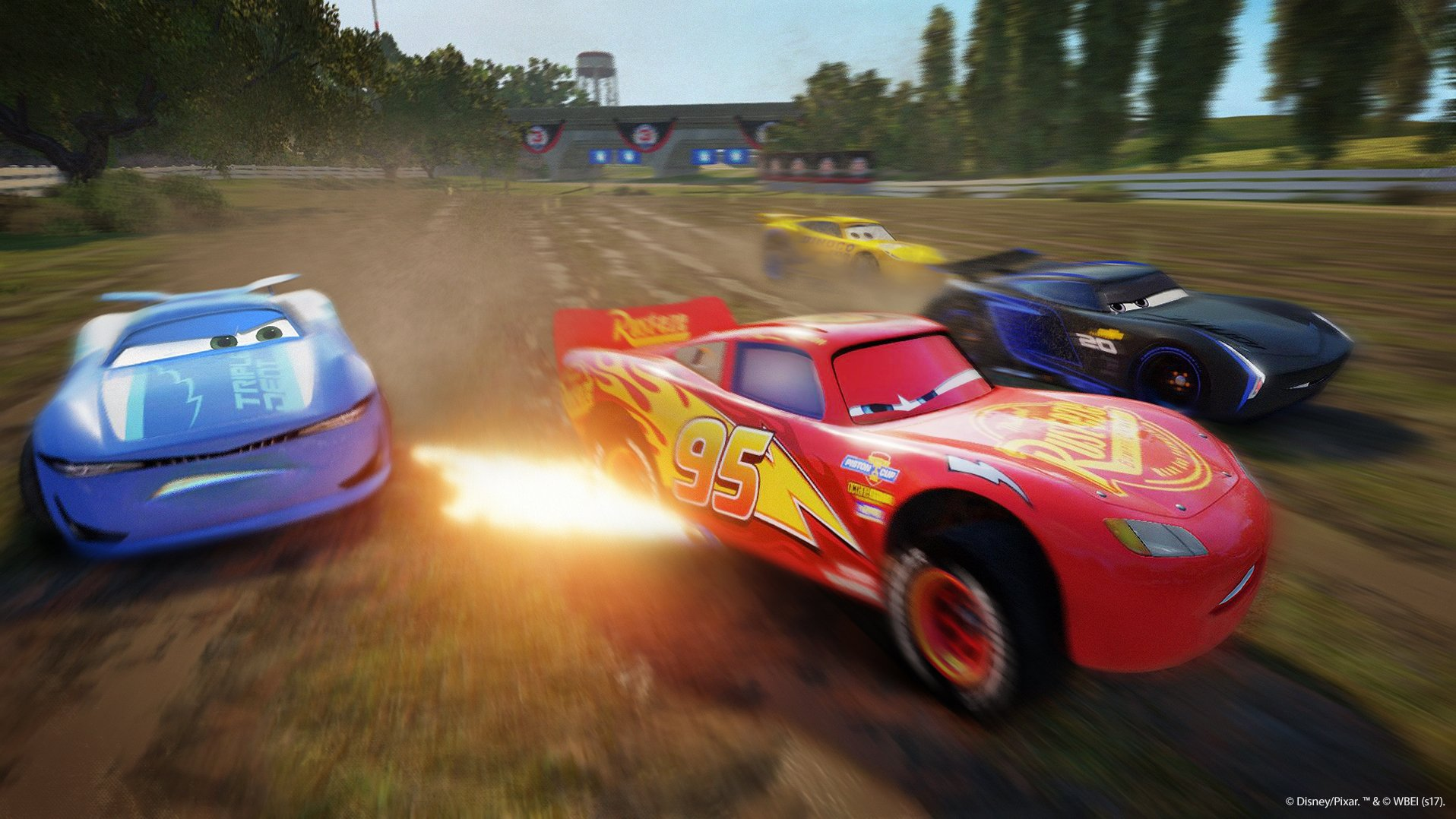 Cars 3 Driven To Win Review PS4