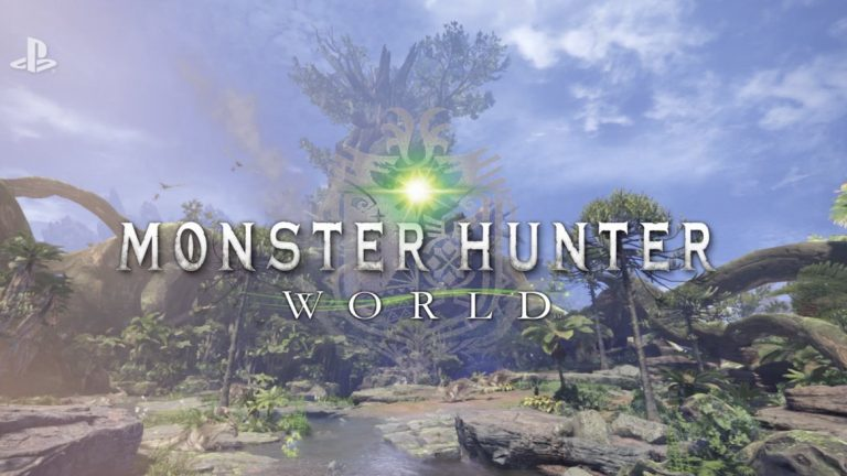 Monster Hunter World coming to PC