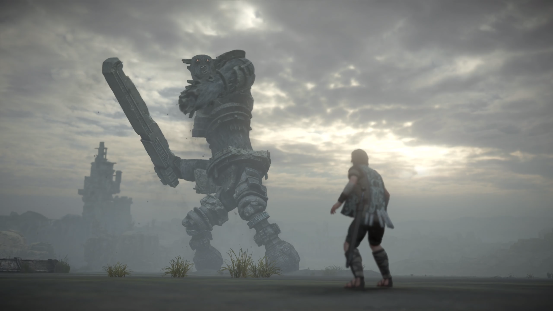 Shadow of the Colossus PS4 Screenshots Released ...