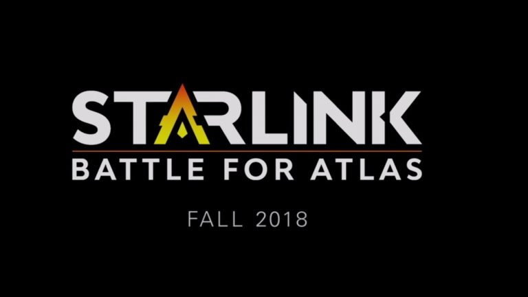 Starlink: Battle For Atlas is a Toys to Life Sci-Fi Spaceship Game