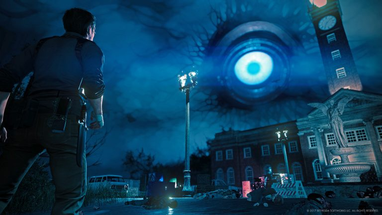 The Evil Within 2 gets creepy launch trailer