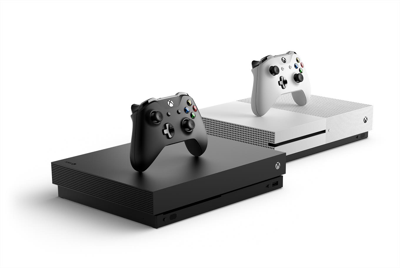 phil spencer halo devs testing xbox one x hardware for. Black Bedroom Furniture Sets. Home Design Ideas