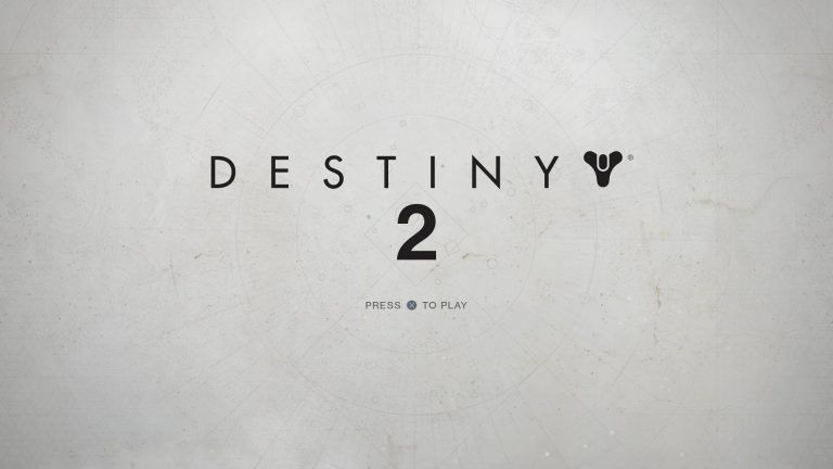 Playstation 4 Pro Goes White For Destiny 2