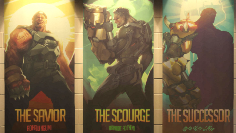 Overwatch Official Website Teases Doomfist As A New Character