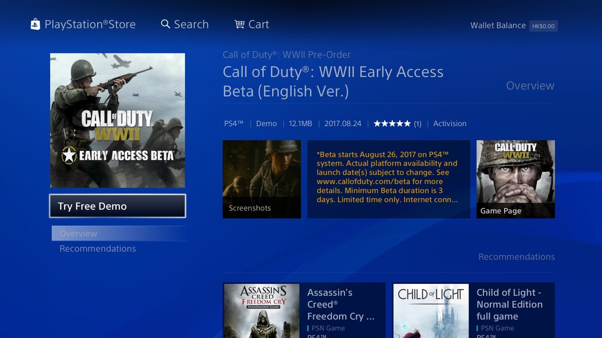 Cod Wwii Private Beta Is Now Available For Download Here S How To Get It For Free