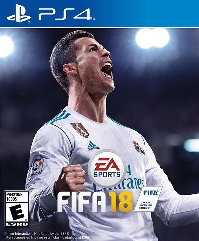 EA Sports Drop The Official FIFA 18 Trailer