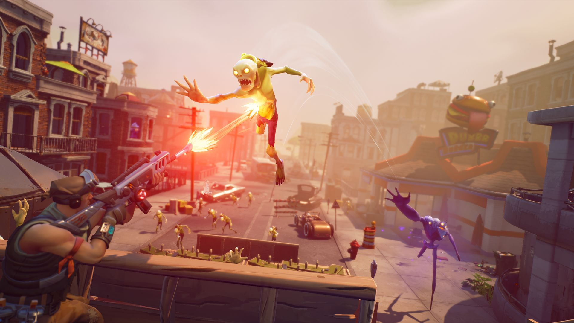 Fortnite Devs Warn About Server Usage After Meltdown Security Patches