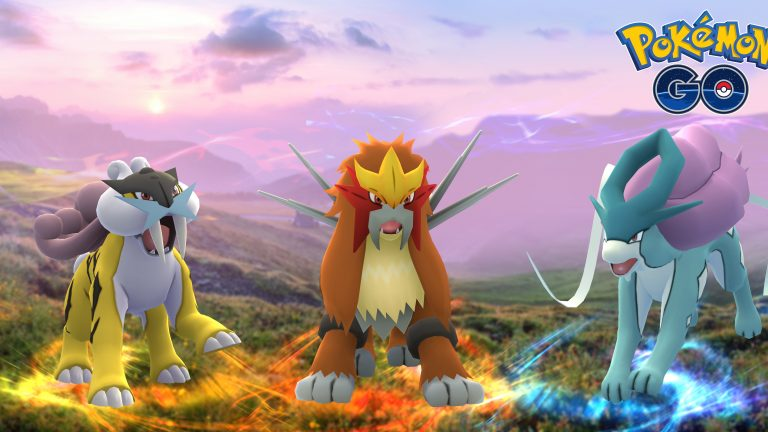 Pokemon GO Just Got Three More Legendary Pokemon