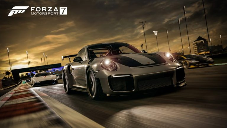 Forza Motorsport 7's Launch Trailer is Straight-Up Car Porn