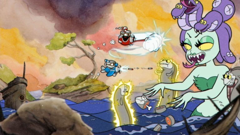 Cuphead goes double platinum selling over two million copies