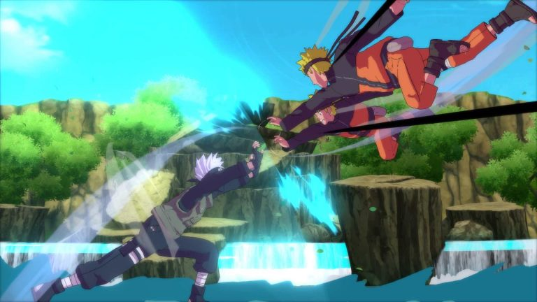 Naruto Shippuden: Ultimate Ninja Storm Trilogy is headed to Switch