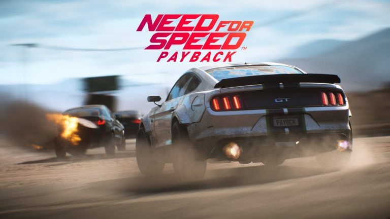 Need for Speed: Payback story trailer, screenshots