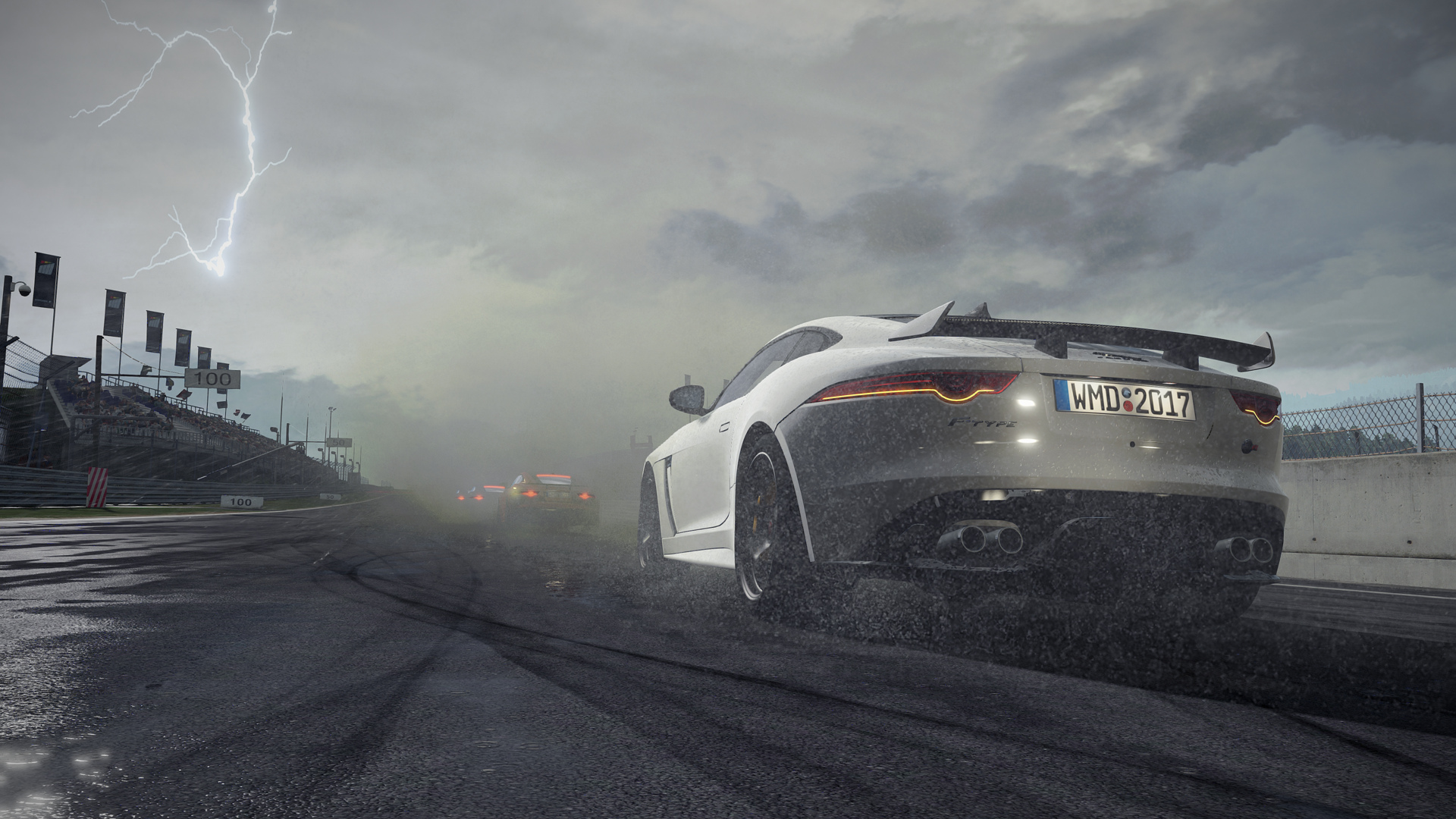 One Of The Feature Present In Project CARS 2 Is Improvements To LiveTrack 30 This A Unique That Lets Developers Dynamically Alter