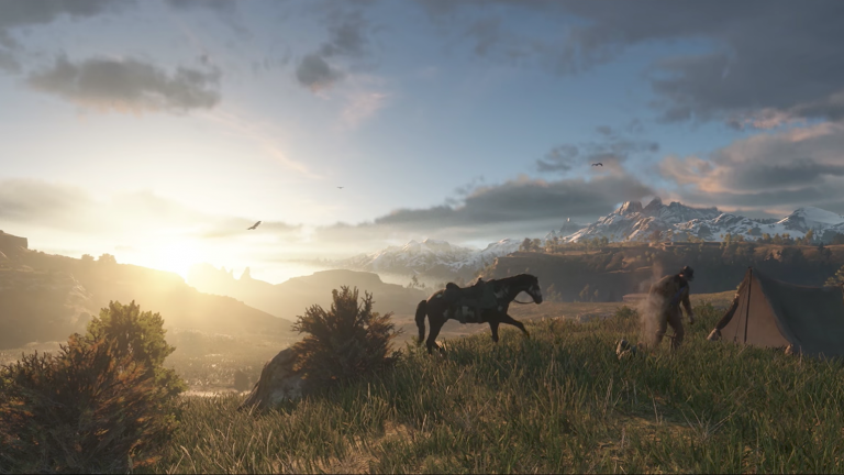 Watch the New Red Dead Redemption 2 Trailer Today