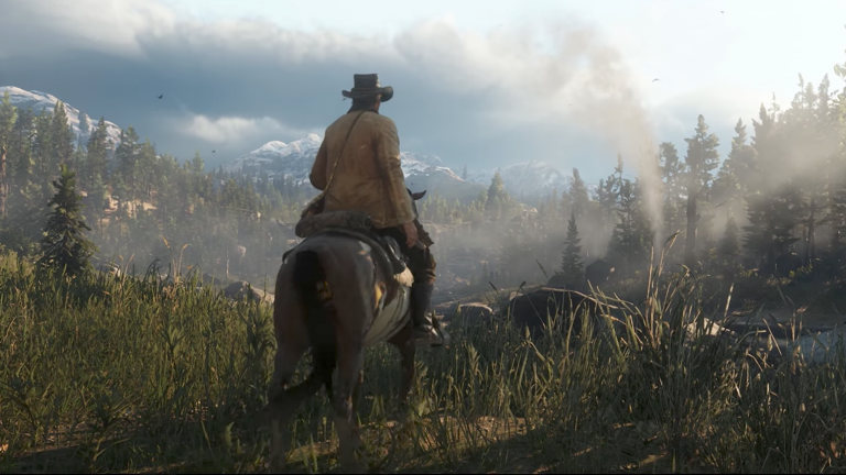 Red Dead Redemption 2 4k Wallpaper: Red Dead Redemption 2 Will Feature Timed Exclusive Content