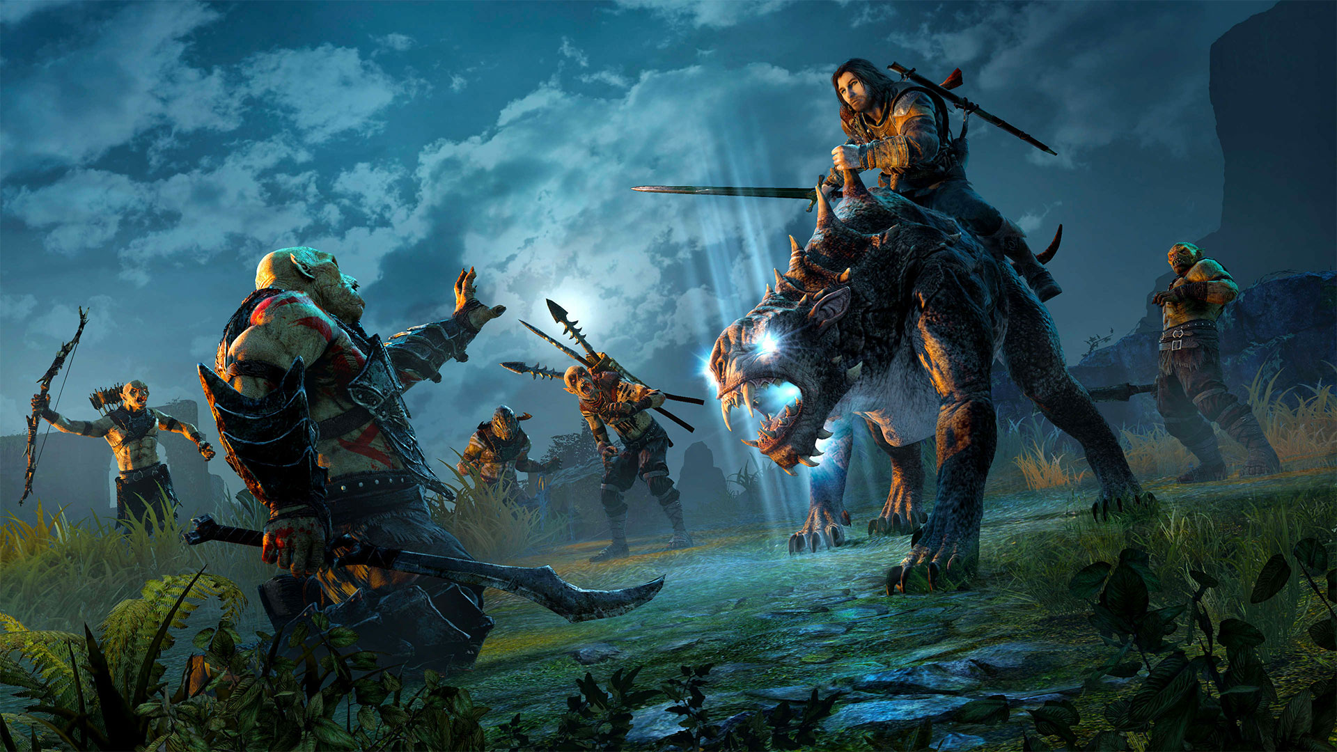 Middle-earth Shadow of War's Season Pass Details Revealed