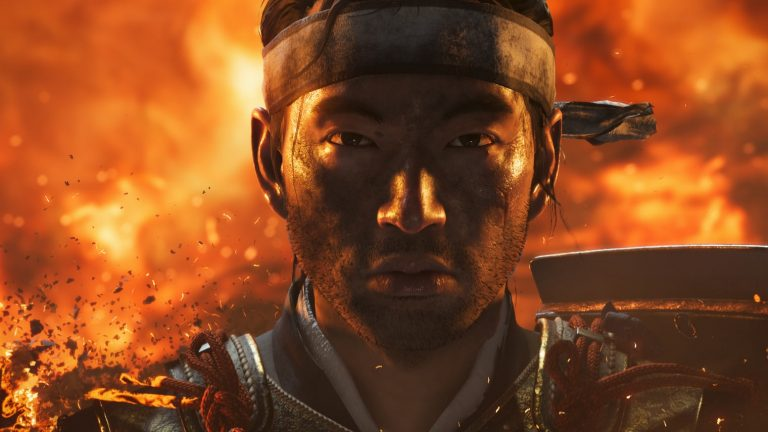Infamous Developer Reveals Ghost of Tsushima for PS4