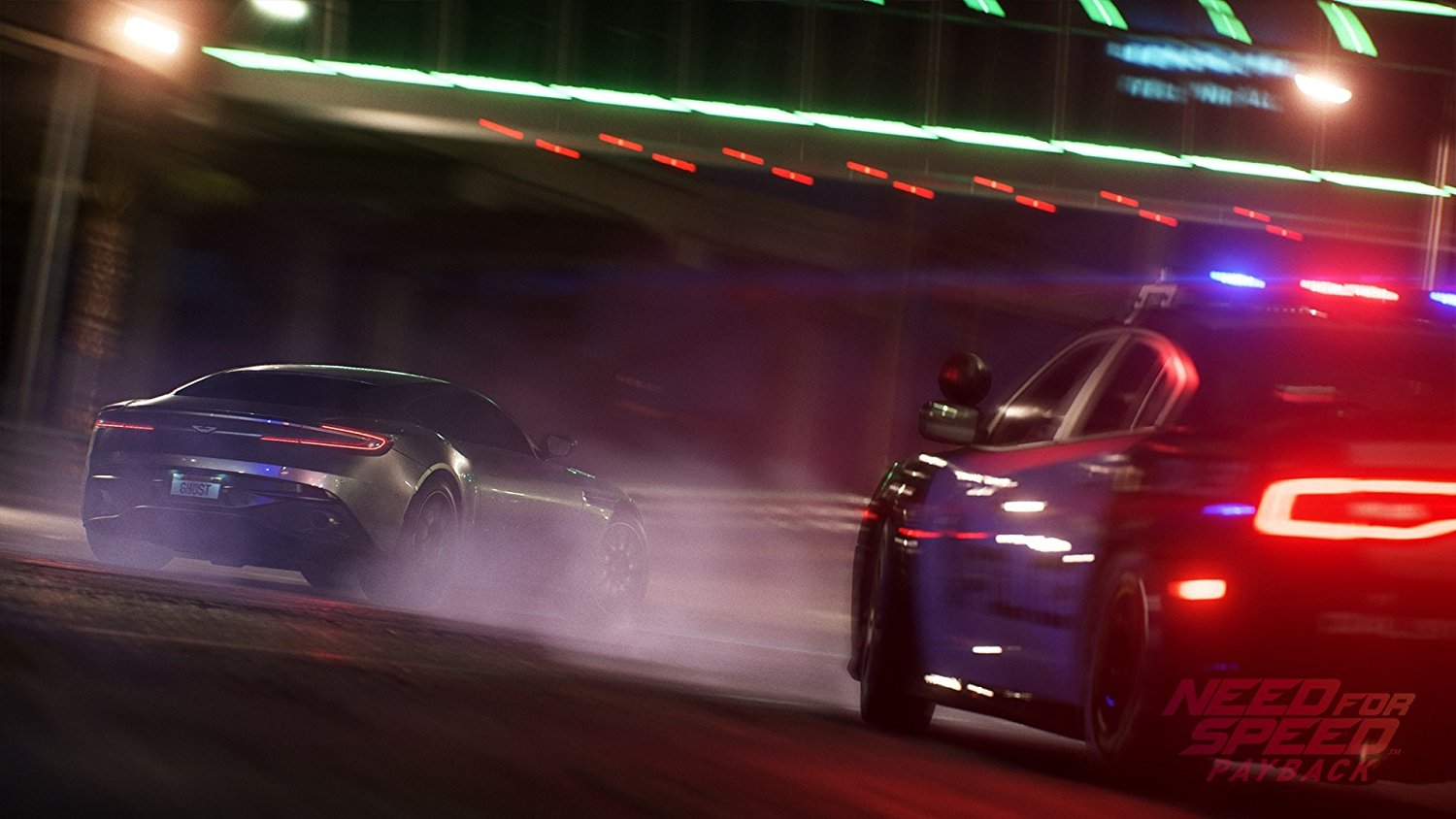 Need For Speed Payback Controls Wonderfully It Is Not Realistic Handling As Expected But Can Be Fun To Drive Around In The Game