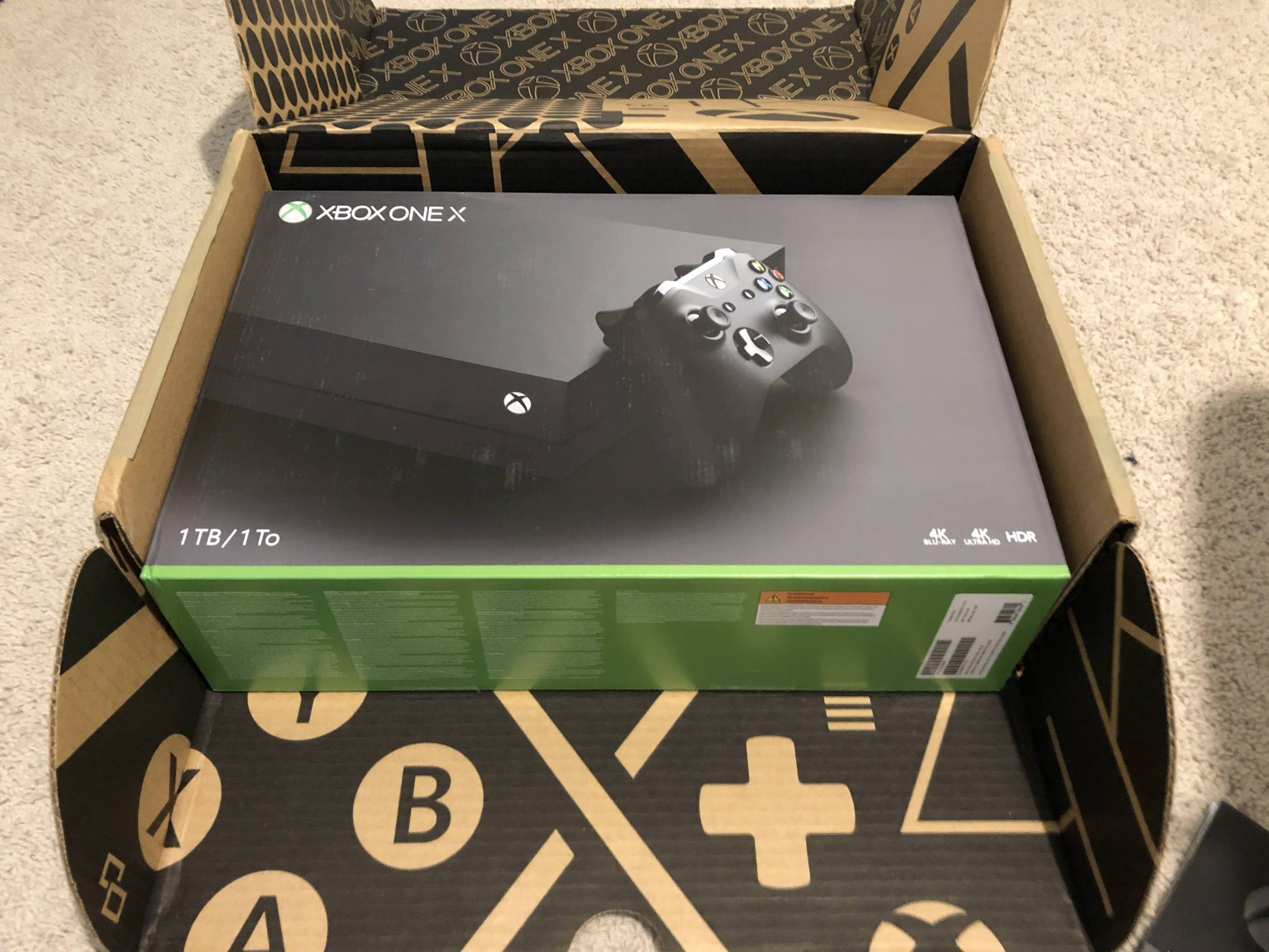 Xbox exec major nelsons secret santa gift was a surprise for this the games that are included in the package are most of the recent releases like call of duty world war ii destiny 2 star wars battlefront 2 among others negle Image collections