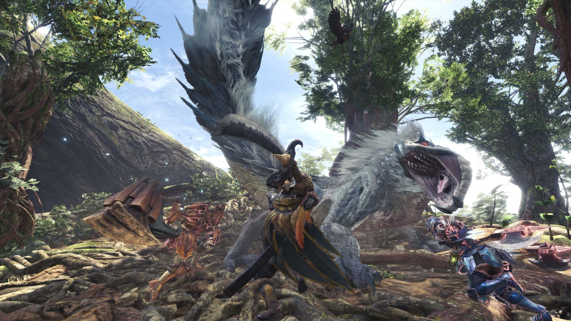 Monster Hunter World Rüstungen
