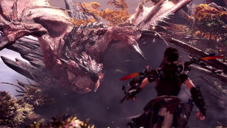 Monster Hunter: World's Horizon: Zero Dawn Collaboration Event Dated and Detailed
