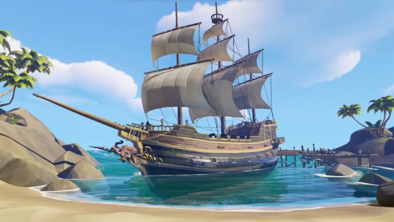 Sea of Thieves Closed Beta Detailed and Dated