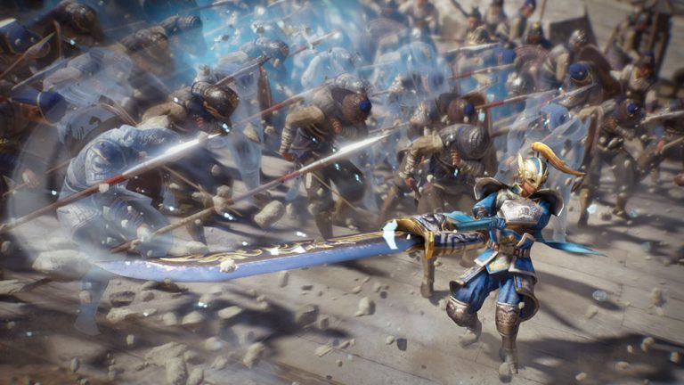 Dynasty Warriors 9 update 1.03 includes frame rate improvements