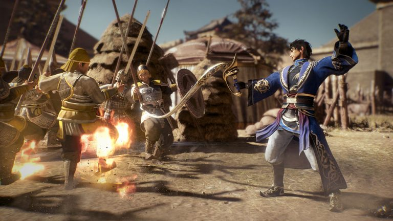 Koei Tecmo Working On Frame Rate Issues For Dynasty Warriors 9 On PS4