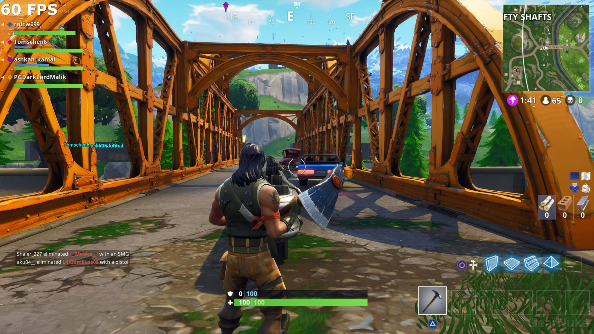 how to fix fps drops in fortnite
