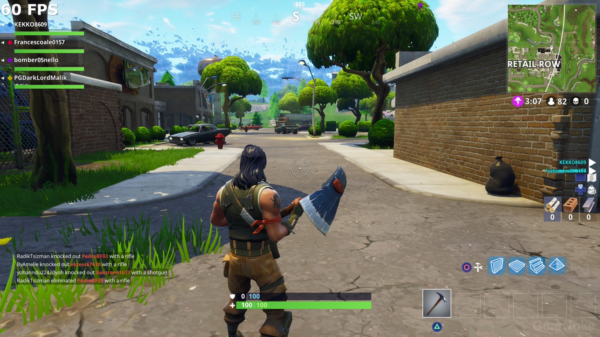 how to fix resolution on fortnite ps4
