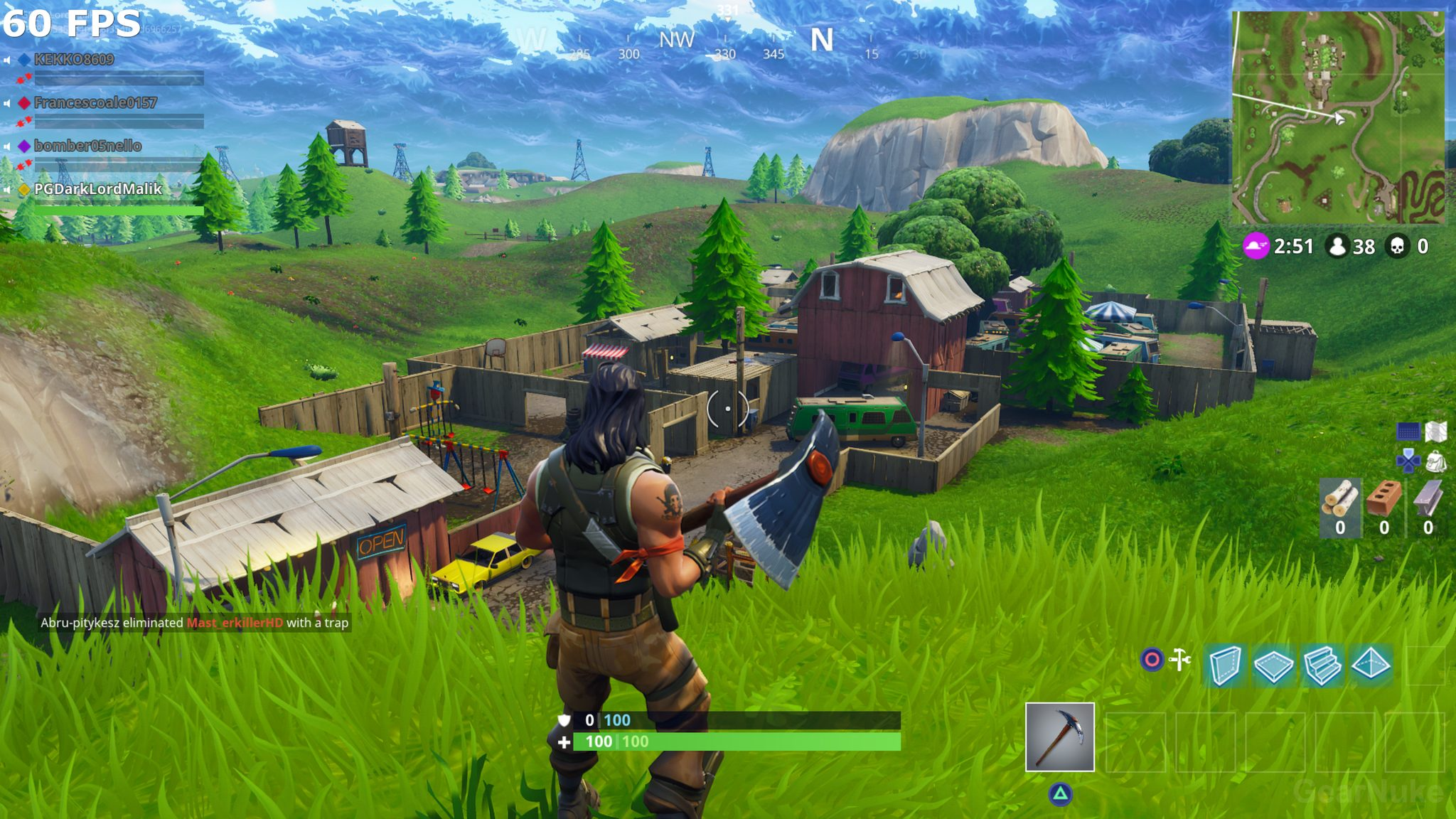 how to join fortnite from pc to ps4