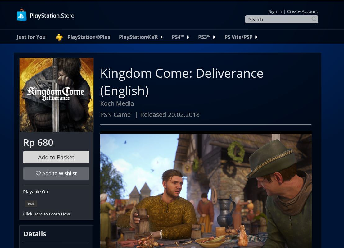 Sony Releases Browser Version of PlayStation Network