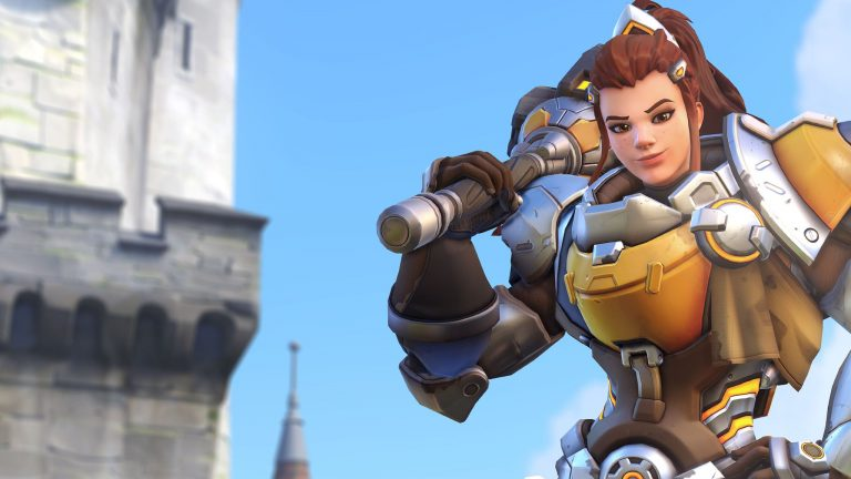 Overwatch: Brigitte Lindholm is the Newest Playable Character