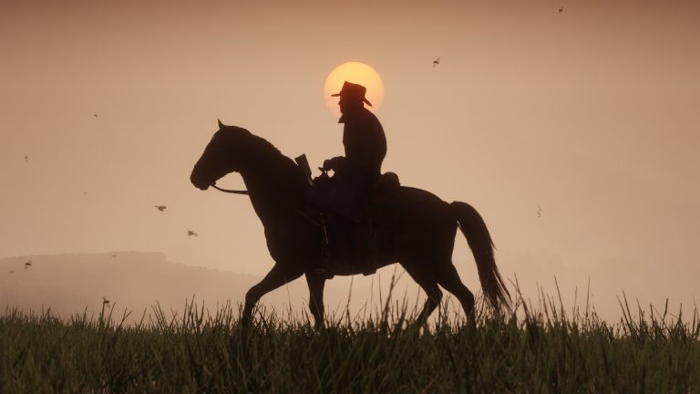 Red Dead Redemption 2 Moseyin' Out the Gate on October 26th