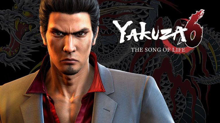 yakuza 6 the song of life demo is out now on ps4