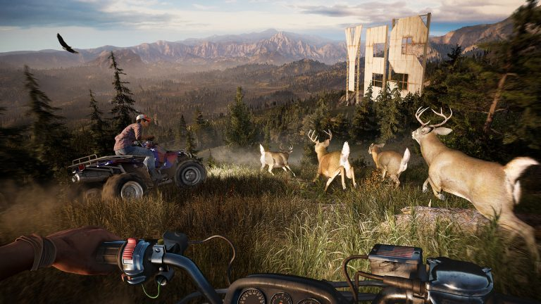 Far Cry 5 Full Map: Far Cry 5: Full World Map With Location Of All Bigfoot