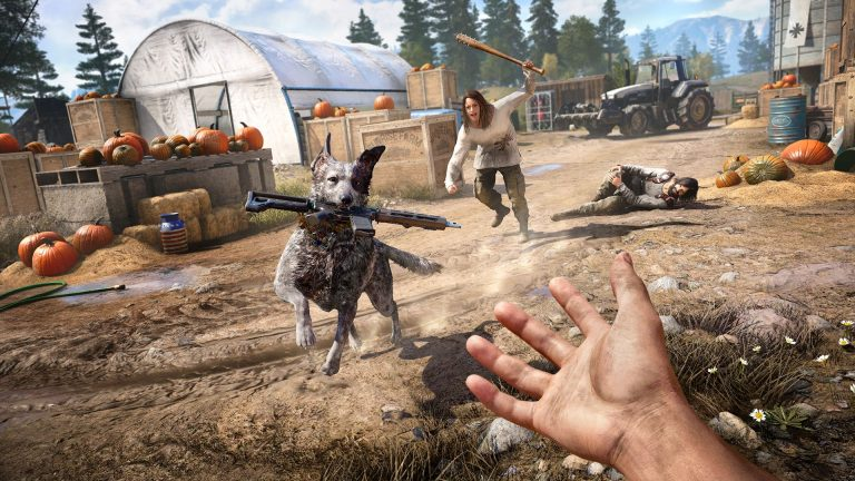 Far Cry 5 Update Version 1 08 Is Live Download Size Revealed
