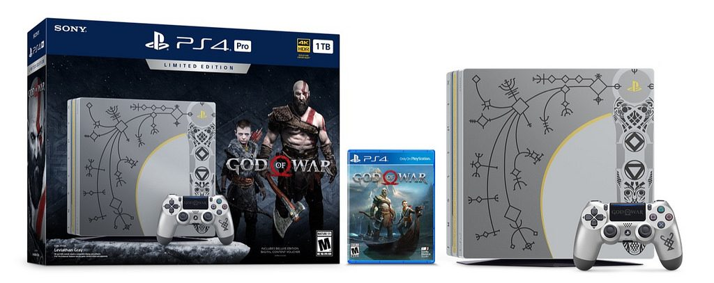 God of war ps pro resolution and extra features revealed