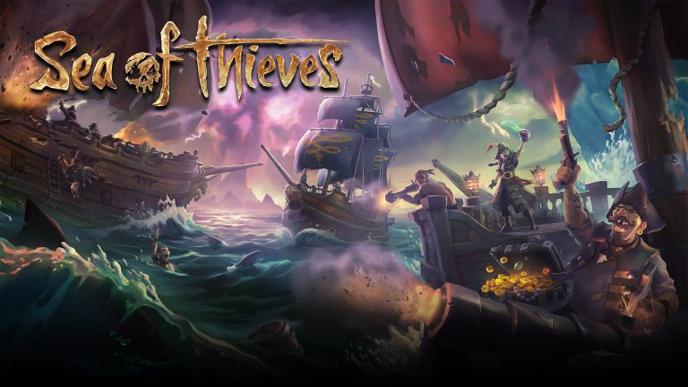Sea Of Thieves Free With Xbox One X Console Purchase