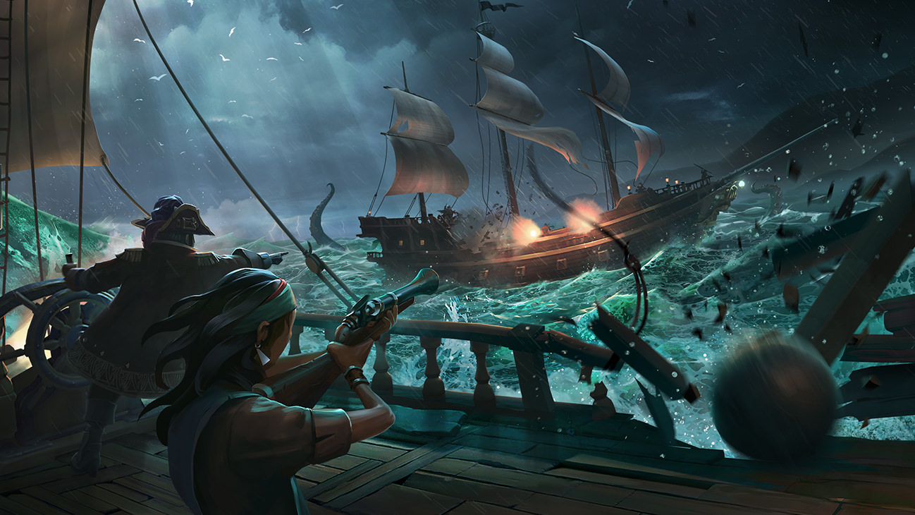 Sea Of Thieves Guide How To Capture Snake Pig And Chicken