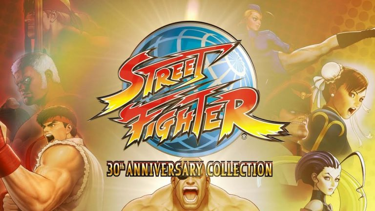Street Fighter 30th Anniversary Collection Launches This May