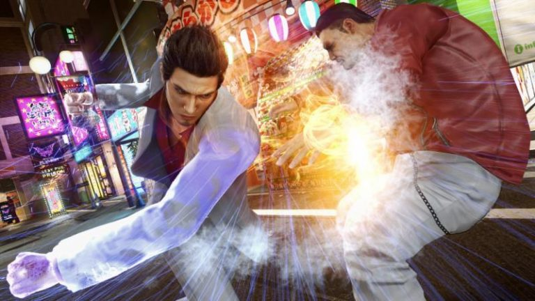 Yakuza 6 Demo Returning to PS4