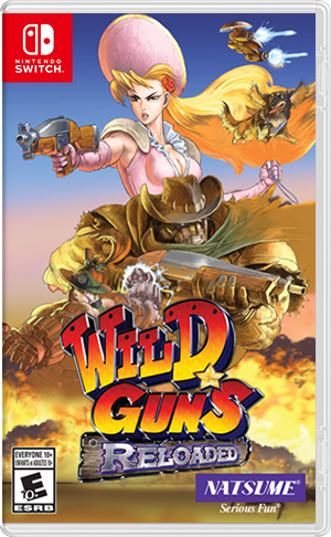 Wild Guns Reloaded Review (Switch)