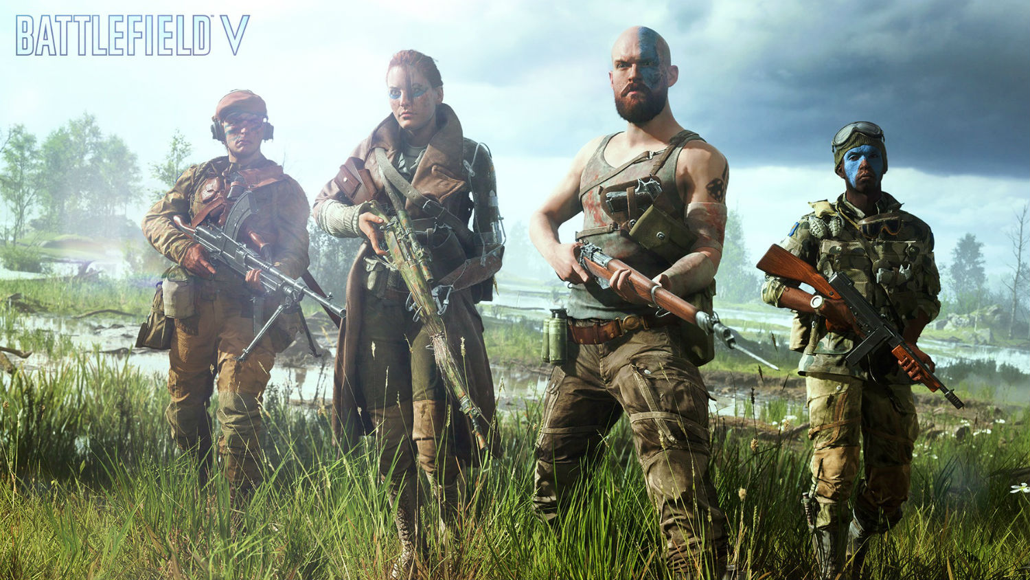EA Shows off Battlefield V: Will Bring Battle Royale To WW II