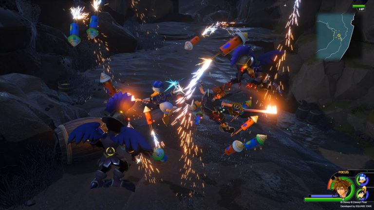 Kingdom Hearts 3 Trailer Features the Big Hero 6 Team in Action