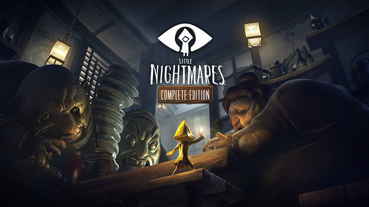 Little Nightmares: Complete Edition for Nintendo Switch Receives its First Gameplay Trailer
