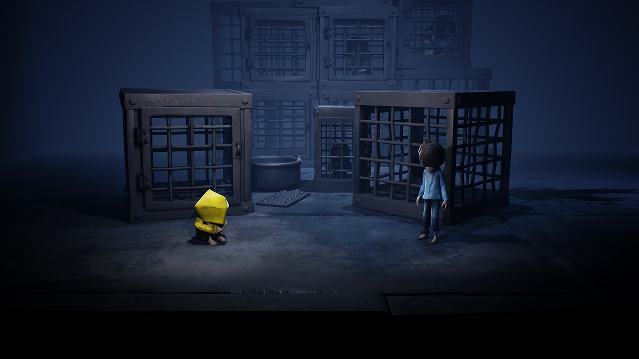 little nightmares complete edition runs at native 720p on