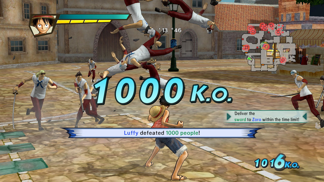 One Piece: Pirate Warriors 3 Review - GameRevolution